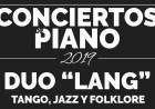 Este sábado se presentan Albino y Gustavo Lang en la Sala Bicentenario