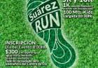 Se viene la 1° edición del Suárez Run