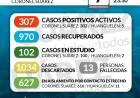 Situación de COVID-19 en Coronel Suárez  - Parte 211 - 7/11/2020 23:30