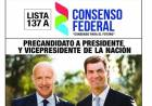 No habrá representación local de Consenso Federal