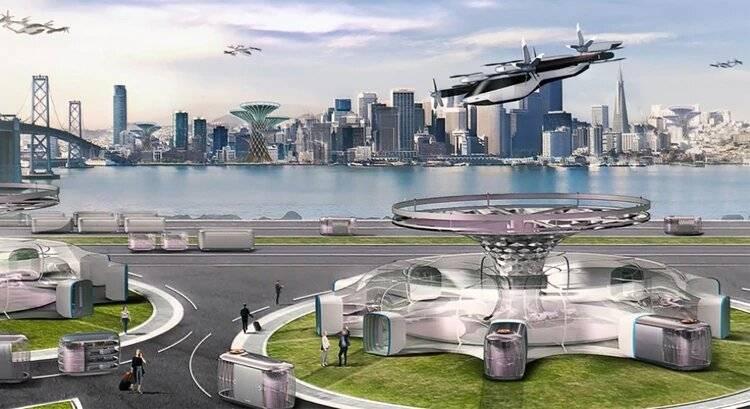 El sueño del auto volador sigue creciendo y toma forma en el CES 2020