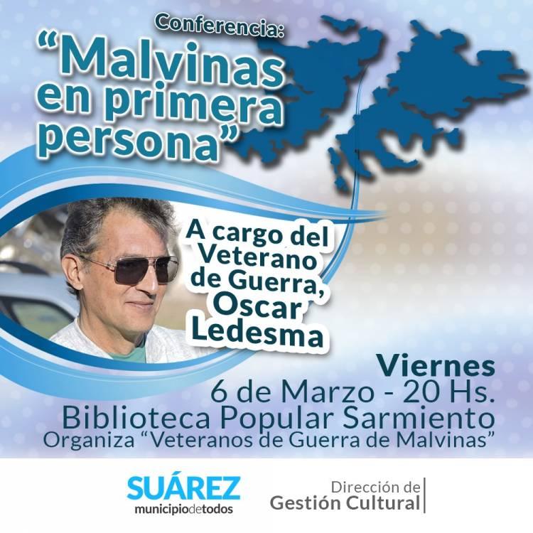 """""""Malvinas en primera persona"""""""