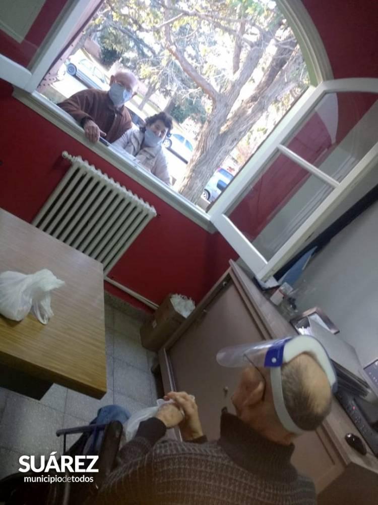 Hogar de Ancianos Domingo Goñi: se permitirán visitas bajo un estricto protocolo de sanidad