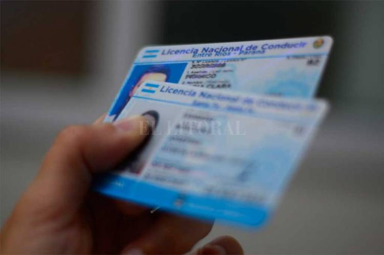 La Provincia volvió a prorrogar el vencimiento de las licencias de conducir