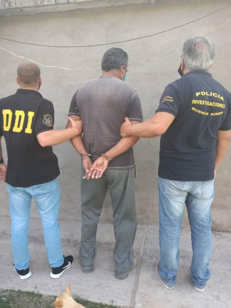 Detenido por abuso sexual en Pigüé