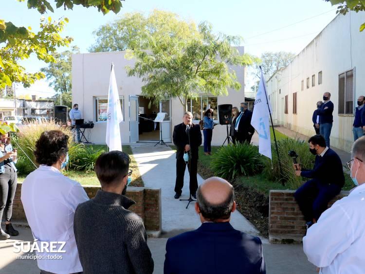 Se inauguró la nueva sede del Consejo de Adultos Mayores