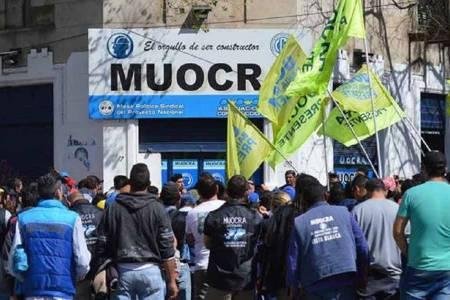 Nuevas denuncias por aprietes de la UOCRA en Bahía