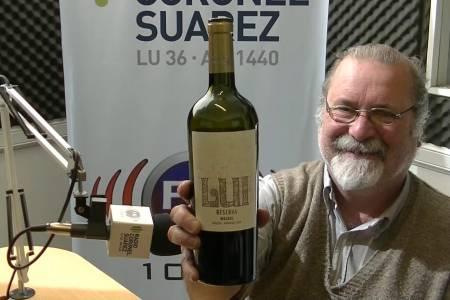 Amado y el placer a través del vino