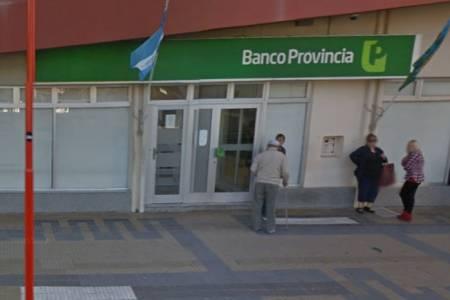 Descubren que vendían droga en el Banco Provincia de Monte Hermoso