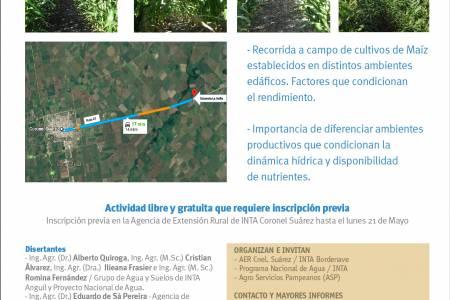 Agricultura por ambientes - INTA