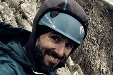 Quién era Ariel Ruiz, el escalador fallecido en el cerro Napostá