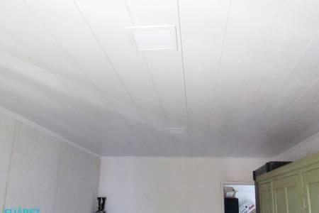 """Huanguelén: refacciones en el techo y cielorraso del Hospital Municipal """"Lucero del Alba"""""""
