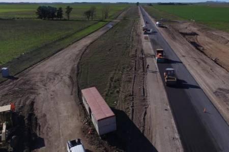Terminan las rutas 60 y 67, y ya no quedan obras viales provinciales