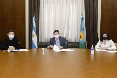 Banco Provincia y FOGABA firmaron un acuerdo de asistencia a Pymes