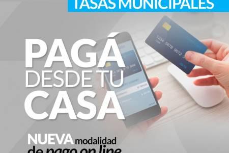 Modernizamos el Estado: ahora las tasas se podrán pagar con tarjeta de débito y desde nuestra casa