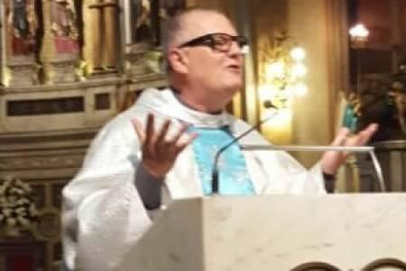 """El Padre Juan Carlos Naviliat presenta el libro """"Aventurero y Apóstol"""""""
