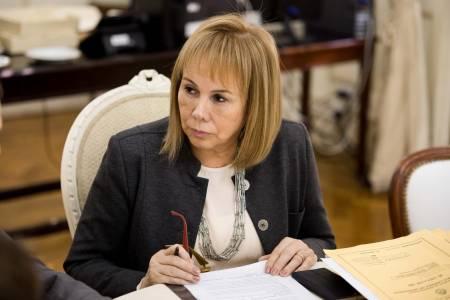 Nidia Moirano, al Consejo de la Magistratura en la Provincia