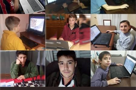 Liga Internacional de Ajedrez de Villa María: buen desempeño de alumnos de la Escuela Municipal de Ajedrez
