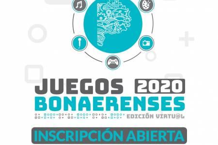 Los Juegos Bonaerenses 2020 serán de manera virtual: anotate ya está abierta la inscripción
