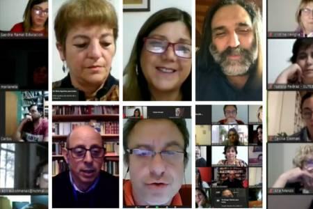 """SUTEBA y la UNIPE firman convenio - """"actualizarnos para ser mejores"""""""
