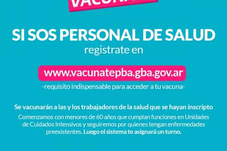 Buenos Aires Vacunate