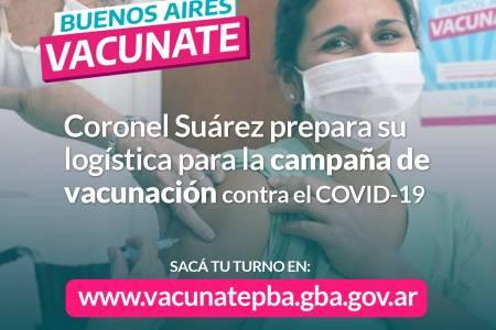 Coronel Suárez prepara su logística para la campaña de vacunación contra el COVID-19