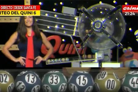 Un bahiense ganó más de 180 millones de pesos en el Quini 6