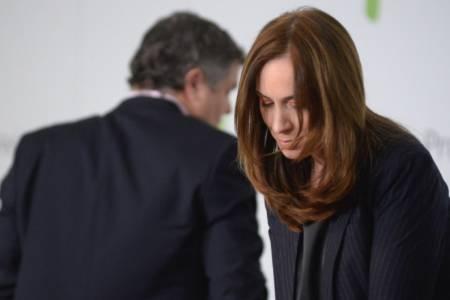 Vidal echó a la contadora de la Provincia por el caso de los aportantes truchos