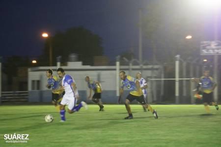 Torneo transición: San Martín se quedó con el triunfo en la primer fecha del fútbol del recuerdo