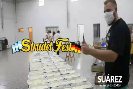 Instituciones: Pueblo Santa María ya se prepara para la Strudel Fest 2021