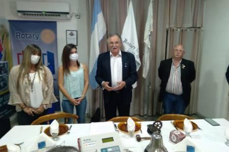 Rotary Club Coronel Suárez colabora con la comunidad
