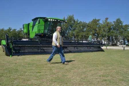 La facturación de maquinaria agrícola creció más del 89% interanual