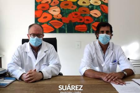 Informe sobre la situación epidemiológica y sanitaria del distrito ante el avance de casos Covid