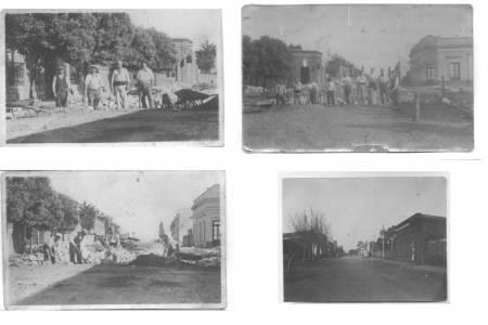 Micro Histórico - Las primeras calles de Coronel Suárez