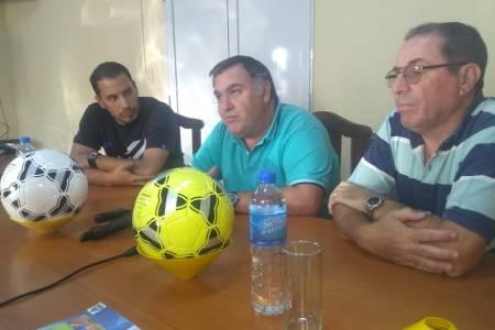 La Peña 'Dale Boca' presentó su escuelita de fútbol