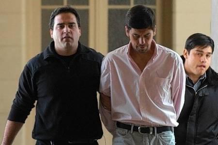 """Murió Gustavo """"El Lagarto"""" Ravainera, único condenado por el crimen de Vicky y Horacio"""