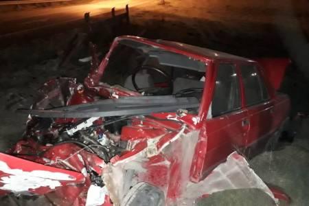 Pigüé: Un tren arrolló a un auto en el acceso a la ciudad