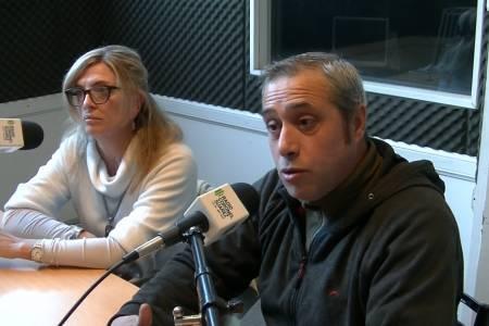 """Claudio Torres: """"En los ojos de Alberto veo a mi papá"""""""