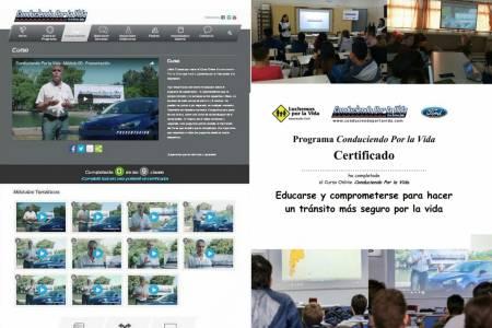 Curso Online gratuito de Educación Vial