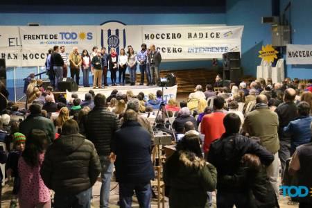"""Moccero: """"Suárez volverá a ser un distrito de trabajo, producción y oportunidades para todos"""""""
