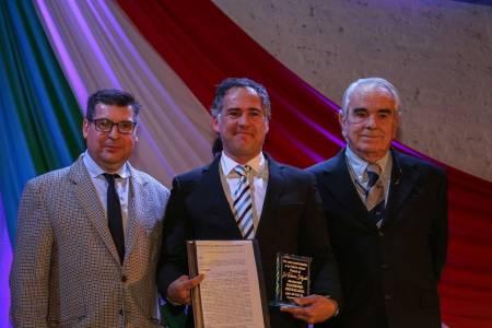 Para el Concejo Deliberante, Federico Delgado es un 'suarense destacado'