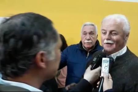 """Alberto Fernández: """"Descontaba el apoyo de Pedro"""""""
