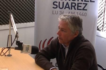 6º Remate de Reproductores de Estancia Lolén. Entrevista a Guillermo Facht