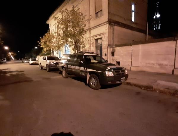 Fugaron 5 presos de la Comisaría de Tres Arroyos